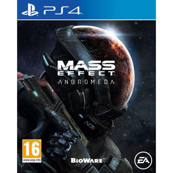 Игра за PS4 - Mass Effect Andromeda