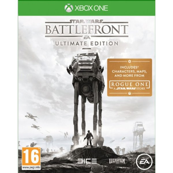 Игра за Xbox One - Star Wars Battlefront Ultimate Edition