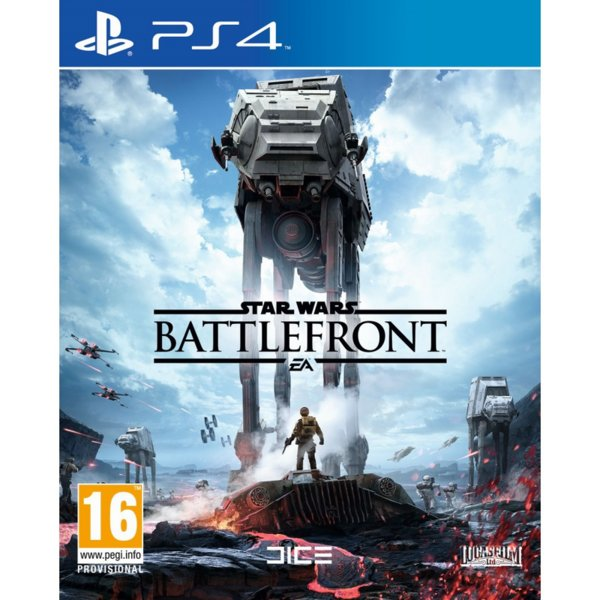 Игра за PS4 - Star Wars Battlefront