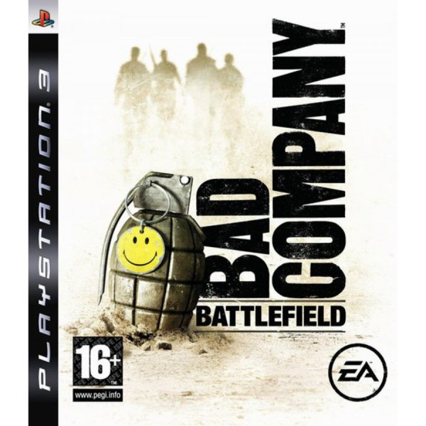 Игра за PS3 - Battlefield: Bad Company