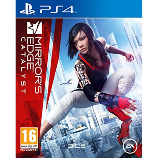 Игра за PS4 - Mirror's Edge Catalyst