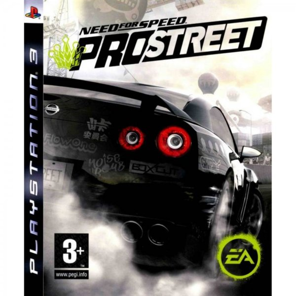 Игра за PS3 - Need for Speed: ProStreet