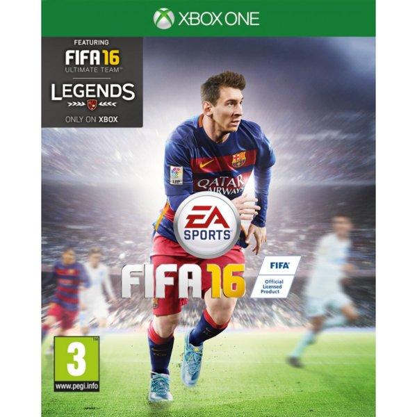 Игра за Xbox One - FIFA16