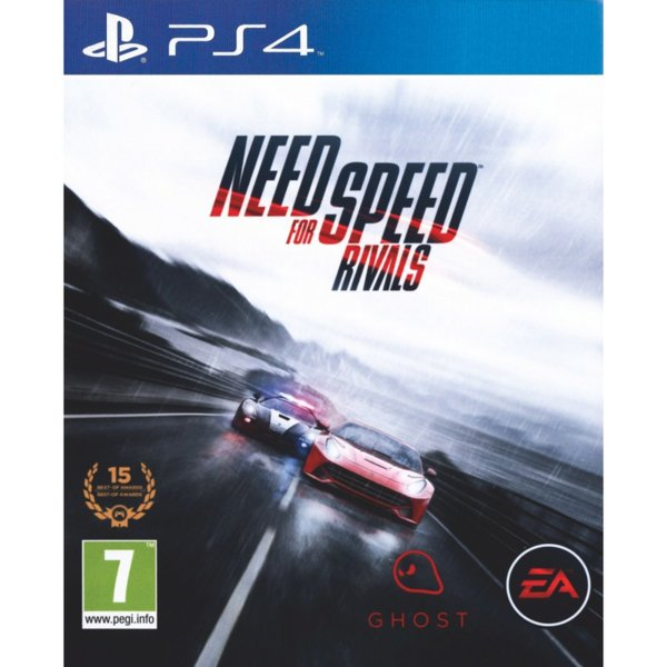 Игра за PS4 - Need for Speed: Rivals