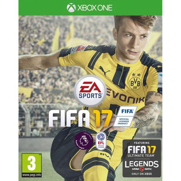 Игра за Xbox One - FIFA 17