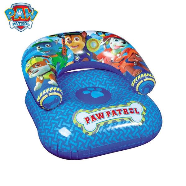 1Global Industry - Детски надуваем фотьойл Pаw Patrol 88966