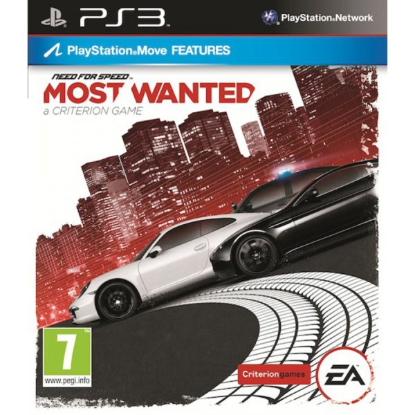 Игра за PS3 - Need for Speed Most Wanted (2012)