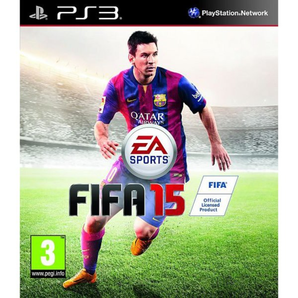 Игра за PS3 - FIFA 15