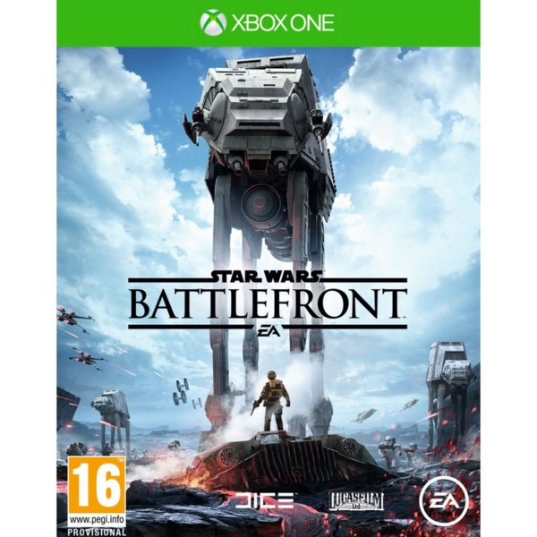 Игра за Xbox One - Star Wars Battlefront