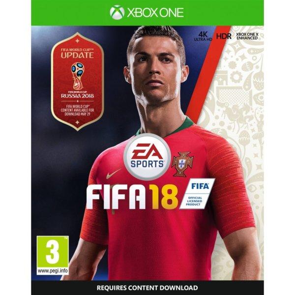 Игра за Xbox One - FIFA 18