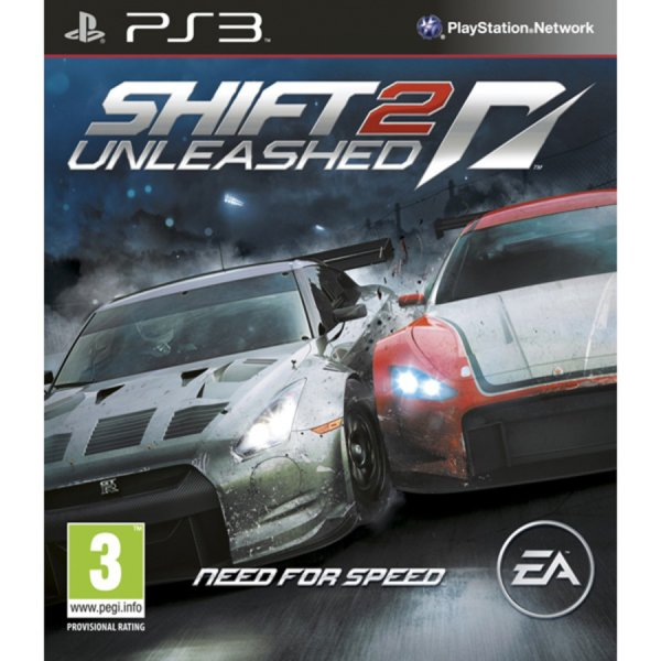 Игра за PS3 - Need for Speed SHIFT 2: Unleashed