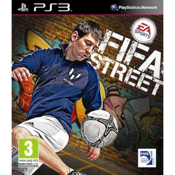 Игра за PS3 - FIFA Street