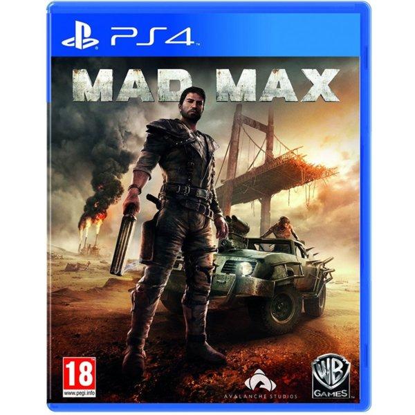 Игра за PS4 - Mad Max