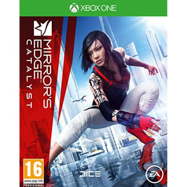 Игра за Xbox One - Mirror's Edge Catalyst