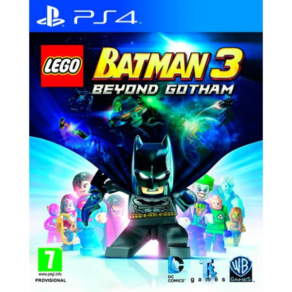 Игра за PS4 - LEGO Batman 3: Beyond Gotham