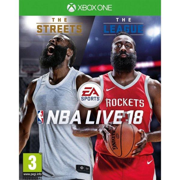 Игра за Xbox One - NBA LIVE 18
