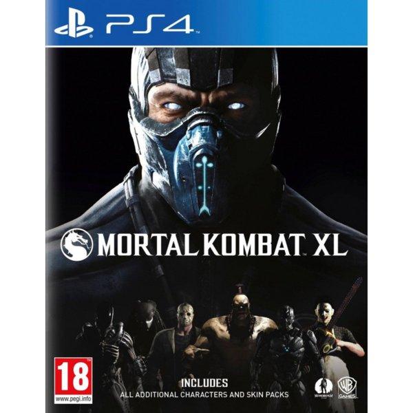 Игра за PS4 - Mortal Kombat XL