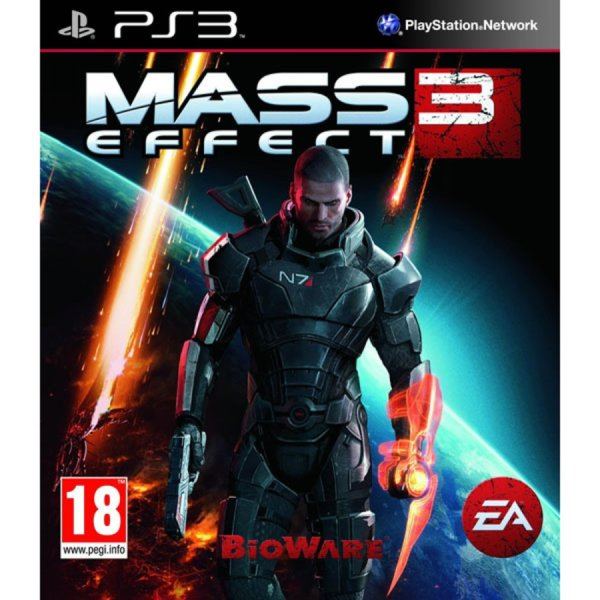 Игра за PS3 - Mass Effect 3