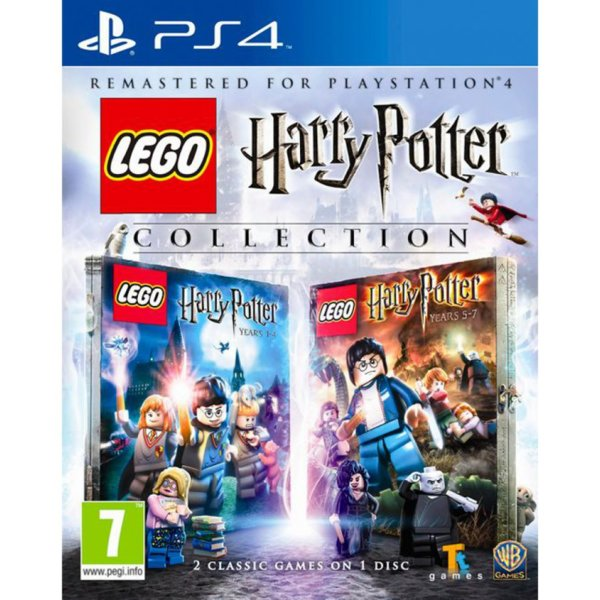 Игра за PS4 -  Lego Harry Potter Collection