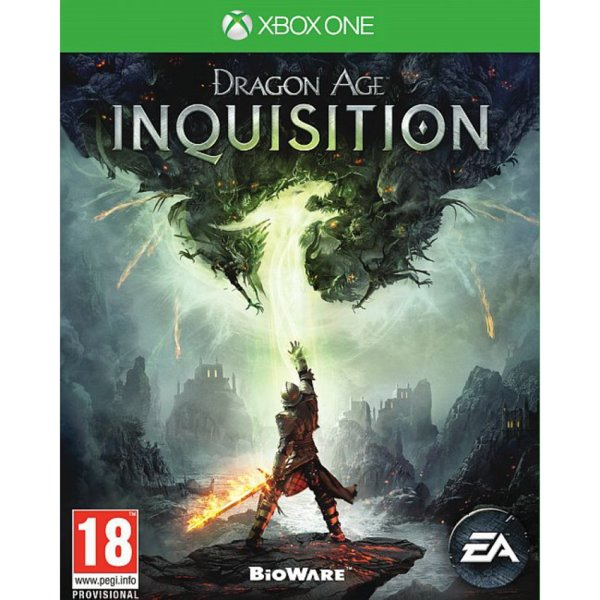 Игра за Xbox One - Dragon Age: Inquisition