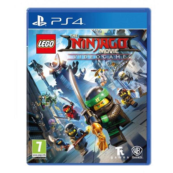 Игра за PS4 - LEGO Ninjago Movie Video Game
