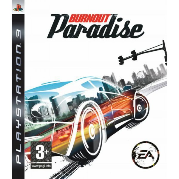 Игра за PS3 - Burnout Paradise