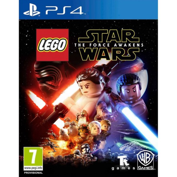 Игра за PS4 - LEGO Star Wars: The Force Awakens
