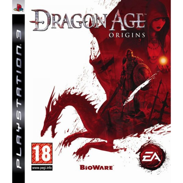 Игра за PS3 - Dragon Age: Origins