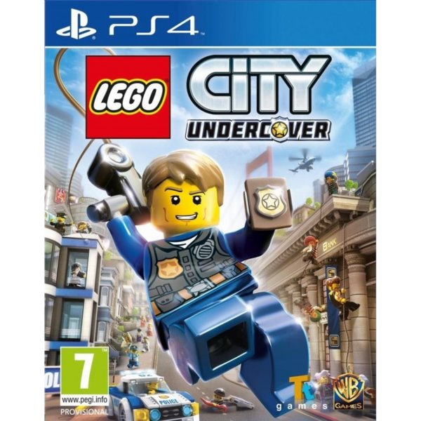 Игра за PS4 - LEGO City Undercover