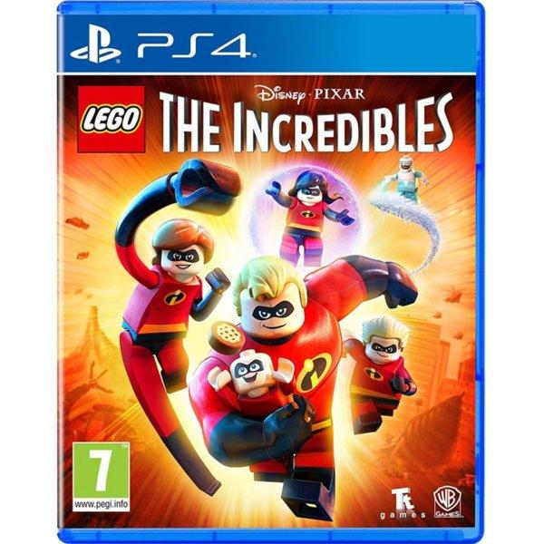 Игра за PS4 - LEGO The Incredibles