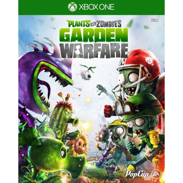 Игра за Xbox One - Plants vs. Zombies Garden Warfare