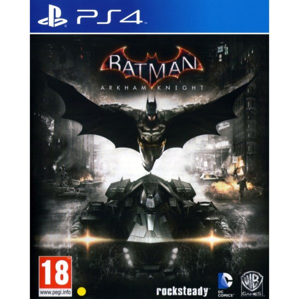 Игра за PS4 - Batman: Arkham Knight
