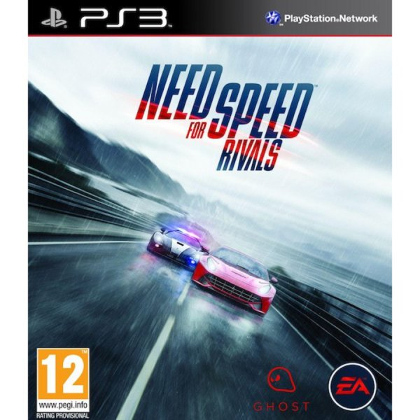 Игра за PS3 - Need for Speed: Rivals