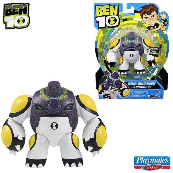 Ben 10 - Екшън фигура Бен Тен Omni Enhanced Cannonbolt 76100