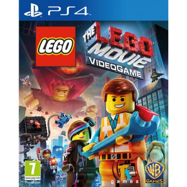 Игра за PS4 - LEGO Movie: The Videogame