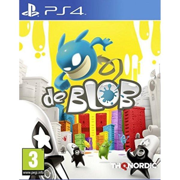 1Игра за PS4 - de Blob