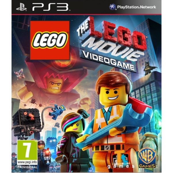 1Игра за PS3 - LEGO Movie: The Videogame