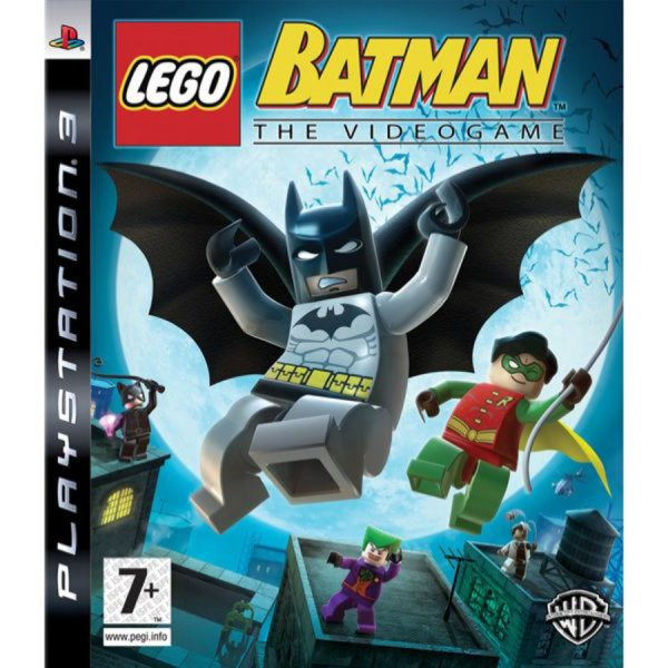 1Игра за PS3 -  LEGO Batman: The Videogame