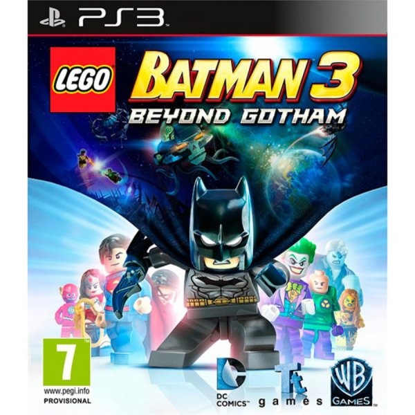 1Игра за PS3 - LEGO Batman 3: Beyond Gotham