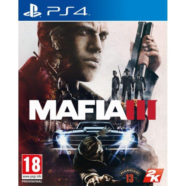 1Игра за PS4 - Mafia III