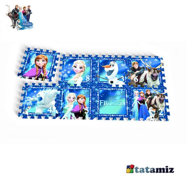 TATAMIZ - Мек килим пъзел за под Disney Frozen TTMZ215