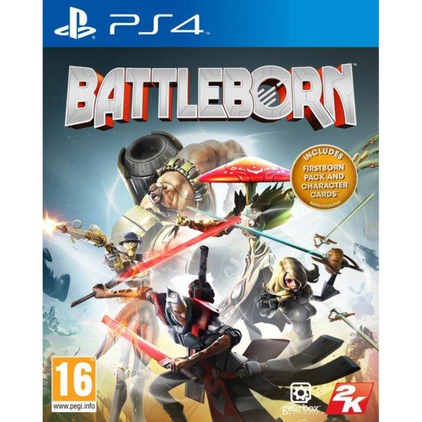 1Игра за PS4 - Battleborn