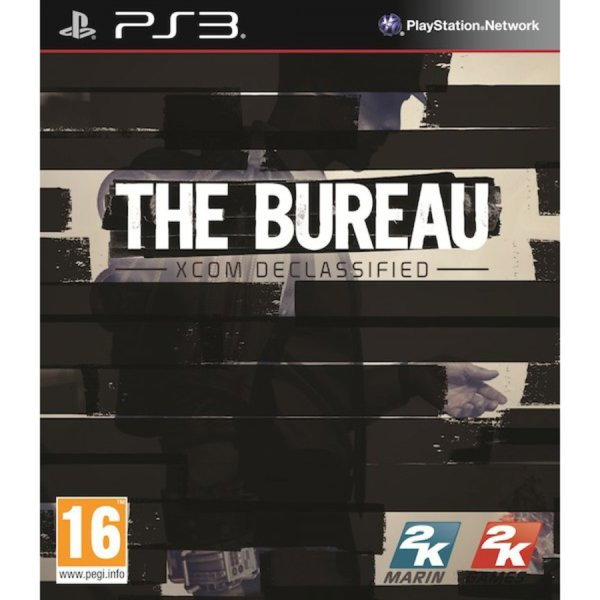 1Игра за PS3 - The Bureau: XCOM Declassified