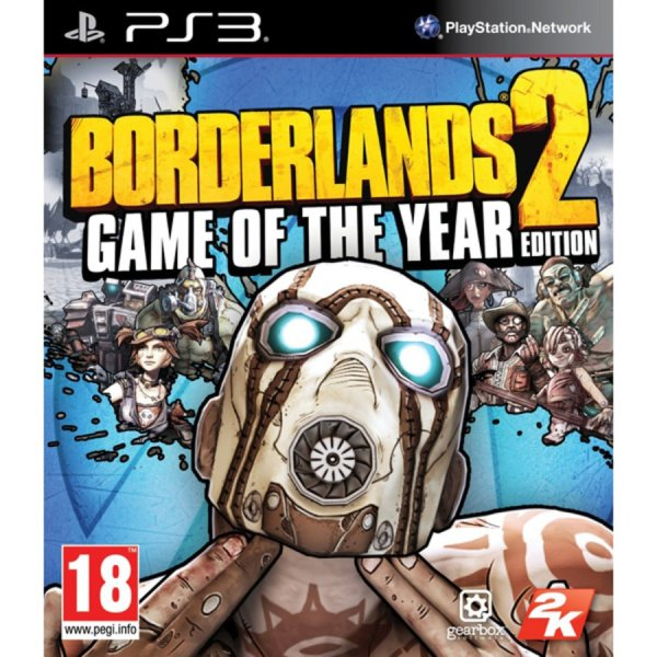 1Игра за PS3 - Borderlands 2 Game of the Year Edition