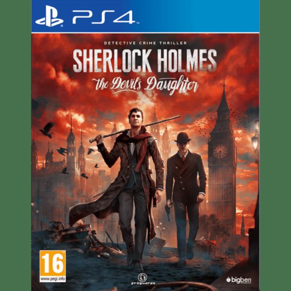 1Игра за PS4 - Sherlock Holmes: The Devil's Daughter
