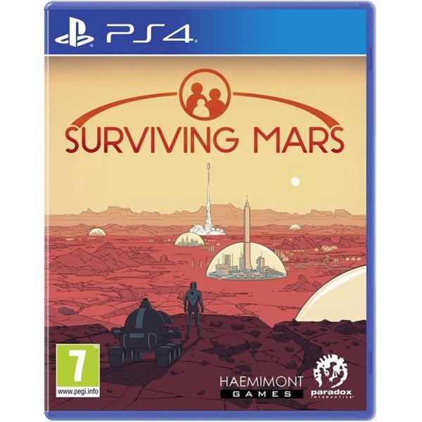 1Игра за PS4 - Surviving Mars