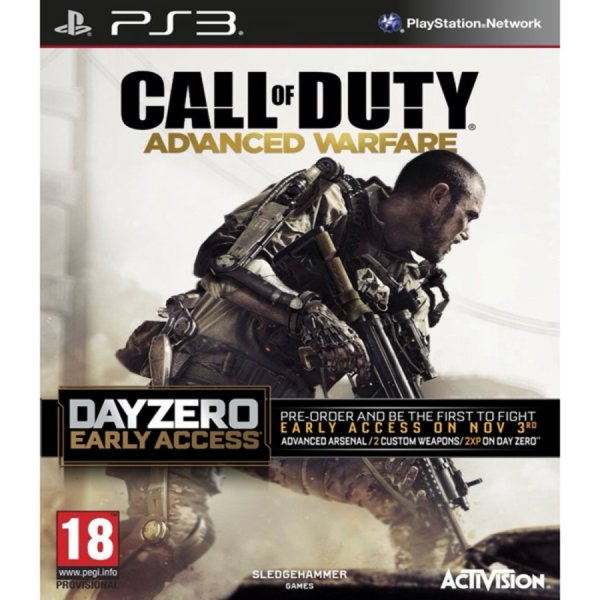 1Игра за PS3 - Call of Duty: Advanced Warfare - Day Zero Edition