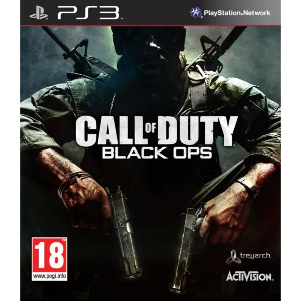 1Игра за PS3 - Call of Duty: Black Ops (3D съвместимост)