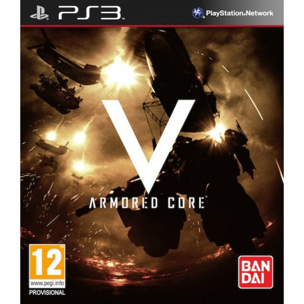 1Игра за PS3 - Armored Core V