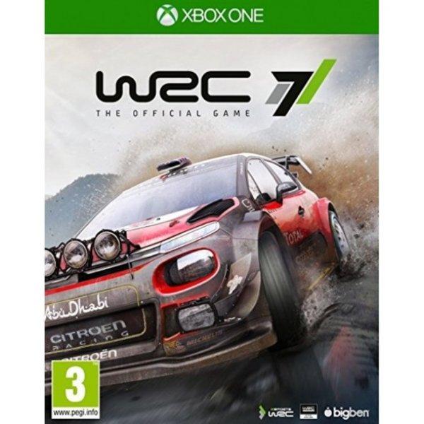 1Игра за Xbox One - WRC 7